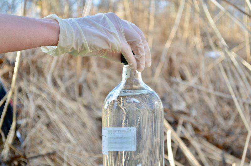 Provtagning dricksvatten