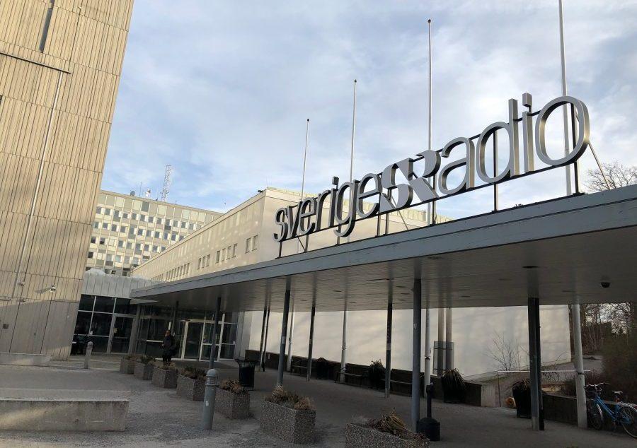 Radiohuset i Stockholm
