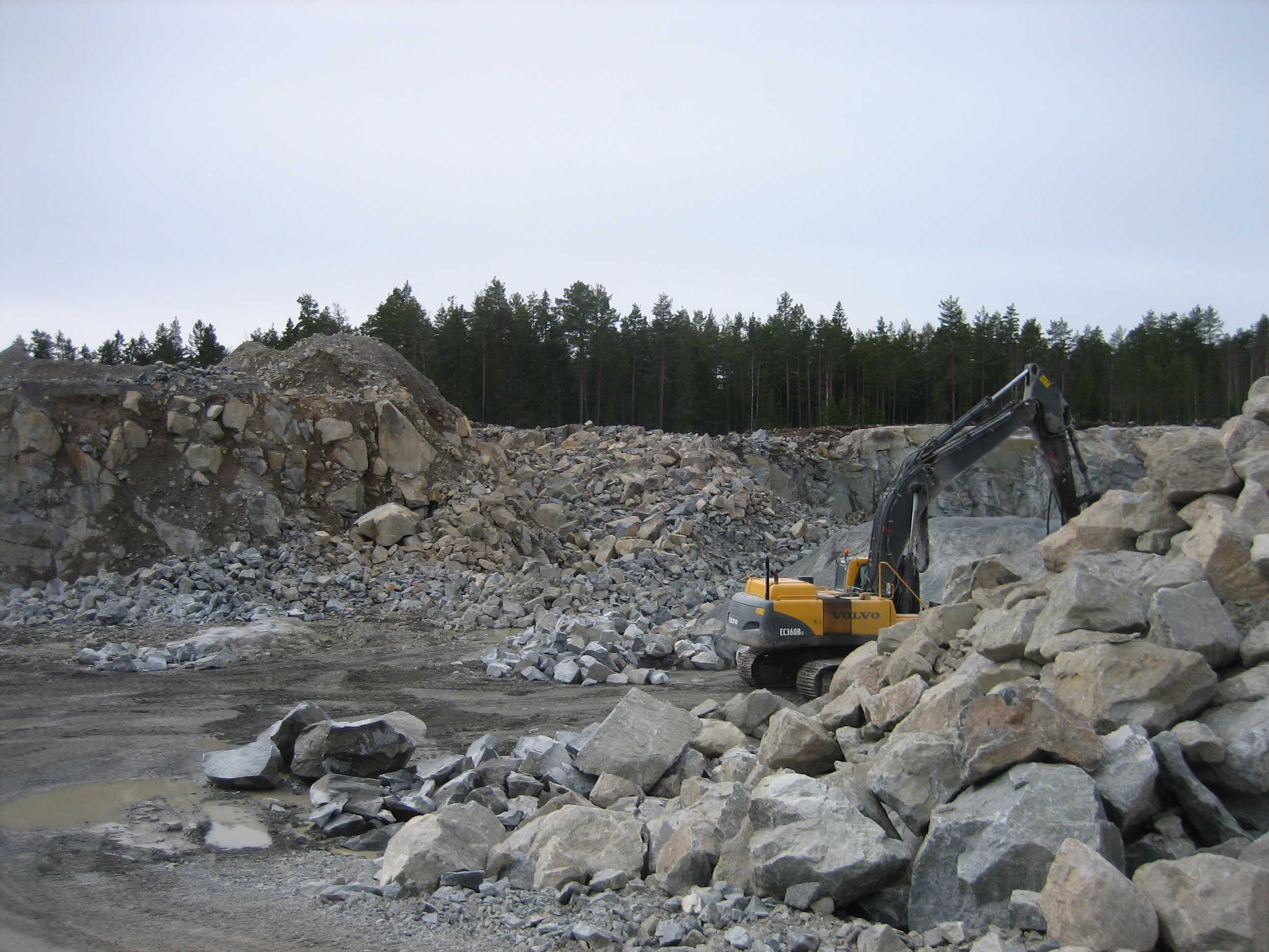 Riskbedömning av förorenad mark