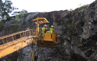 Geovetas kunskap på djupet om berg